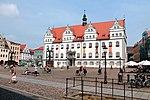 Wittenberg, Altstadt