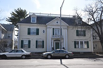 National Register of Historic Places listings in Lynn, Massachusetts - Image: Lynn MA Charles Lovejoy House