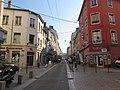 Lyon 9e - Grande rue de Vaise direction quai Arloing (fév 2019).jpg