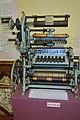 Máquina perforadora de tarjetas para telar de Jacquard 02, Antequera.jpg