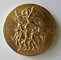 Médaille Union des sociétés d'instruction militaire de France. Graveur Henri Dubois (1859-1943) (2).JPG