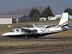 M-BETS Rockwell Turbo Commander-695A (Aldersey Aviation Ltd) (46465481604).jpg