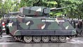 M113 with UT-25 Turret - Side View @ 2018 Kalayaan Parade.jpg