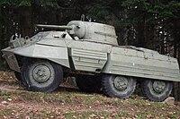 M8 Greyhound Mrakovica.JPG