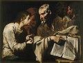 MAÎTRE DE L'ANNONCIATION AUX BERGERS - Jésus parmi les docteurs, 332.jpg