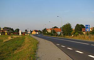 Małuszów, Wrocław County