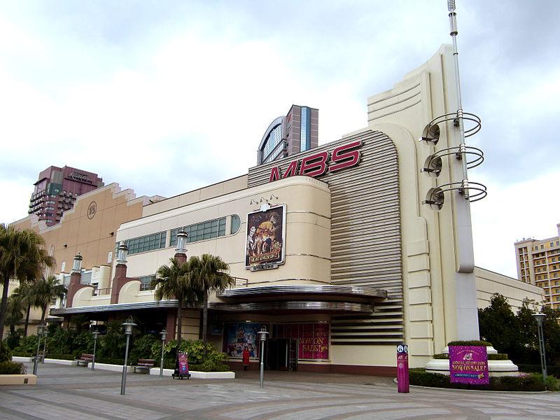 日本环球影城-每日放松录影厂