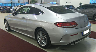 Mercedes-Benz C-Class (W205) - C-Class coupe