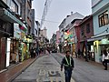 MC 澳門 Macau 氹仔 Taipa 告利雅施利華街 Rua Correia da Silva evening in January 2019 SSG 02.jpg