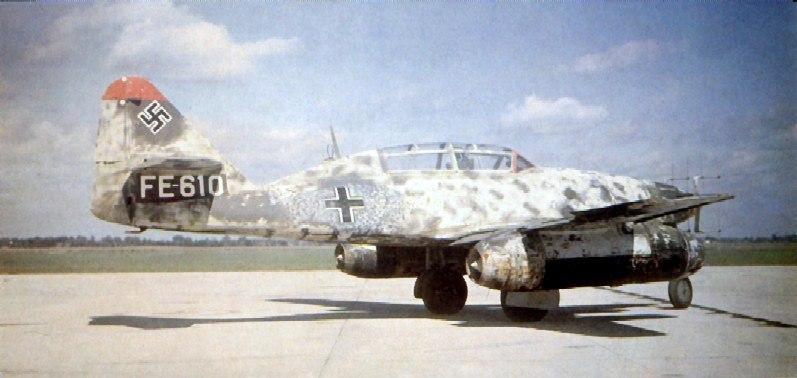 ME 262 2