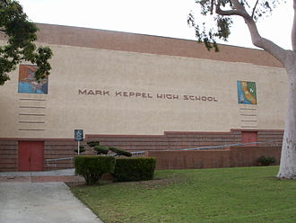 Monterey Park, California - Mark Keppel High School
