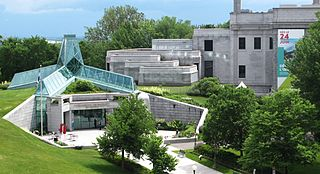 Art museum in Quebec, Canada