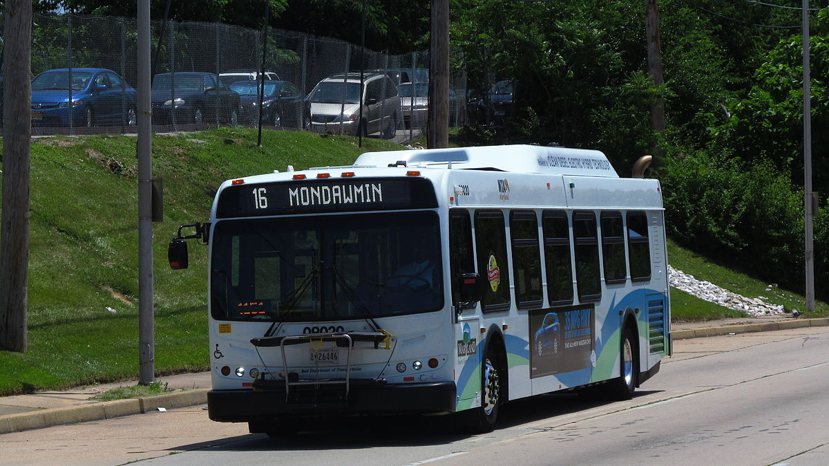 Route 29 Mta Maryland Locallink Wikipedia
