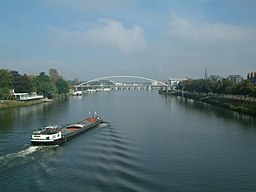 Meuse ved Maastricht.
