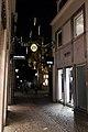 Maastricht, kerstverlichting 2014, Havenstraat.JPG
