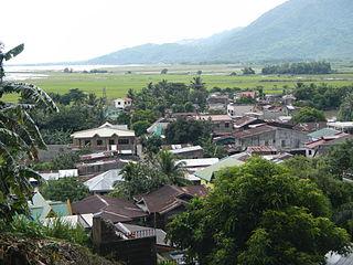 Mabitac Municipality in Calabarzon, Philippines