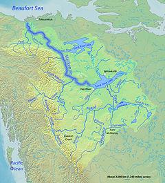 Kanada Karta Svijeta.Mackenzie Wikipedija