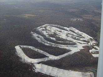 Mad River Mountain - Image: Mad River Mountain and Valley Hi