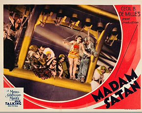 Description de l'image Madam Satan lobby card.jpg.