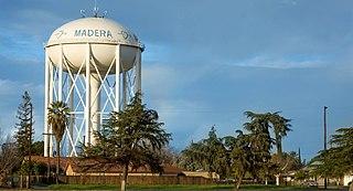 Madera, California City in California, United States