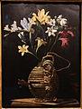 Maestro della fiasca di forlì, fiori in una fiasca impagliata, 1625-30 circa (musei di forlì) 02.JPG