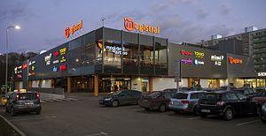 Mustamäe - Magistral shopping mall
