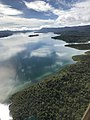 Magnificent RAMSAR-listed Lake Kutubu from the air, Papua New Guinea.jpg