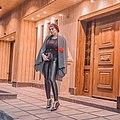 Mahsa Ghazanfari, Iranian model and fashion designer (7).jpg