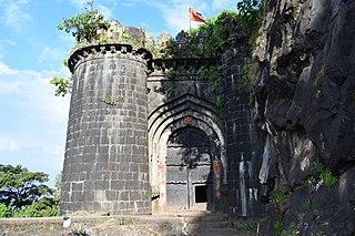 Ajinkyatara Fort in Maharashtra India