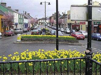 Irvinestown - Main Street.
