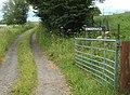 Main gate to Knaggyfauld - geograph.org.uk - 493119.jpg