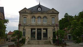 Vienne-le-Château Commune in Grand Est, France