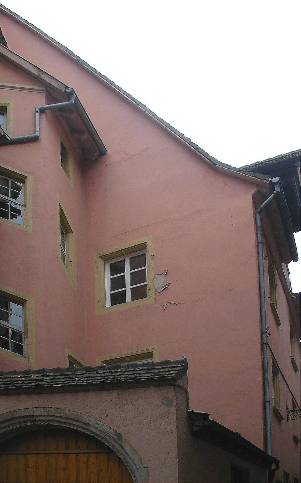 Au Four A Bois Colmar - Maison au 4 rue Saint Martinà Colmar u2014 Wikipédia
