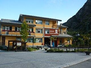 Hône Comune in Aosta Valley, Italy
