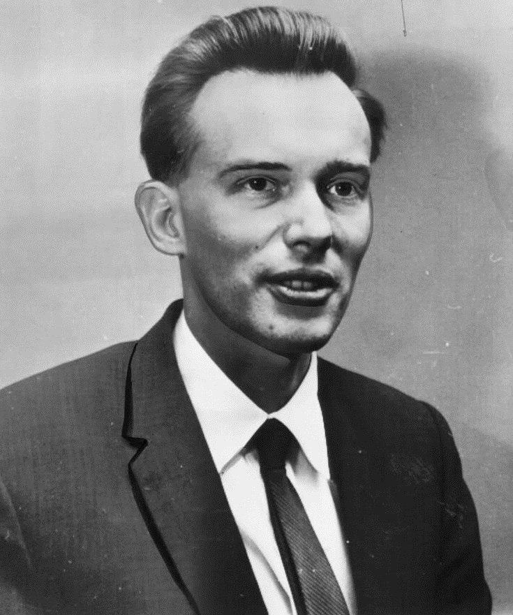 Malcolm Browne 1964
