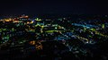 Malda Skyline at night.jpg