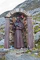 Mamore Gap Statue of Padre Pio 2014 09 10.jpg