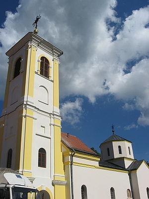 Divša monastery - Divša monastery