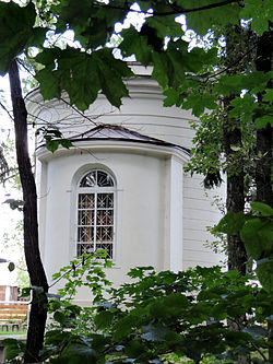 Manor of Kraszewski family in Romanów – Chapel - 01.jpg
