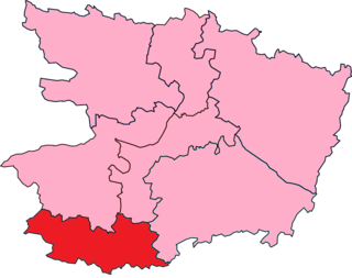 Maine-et-Loires 5th constituency Constituency of the French Fifth Republic