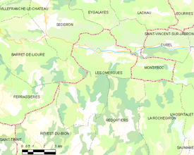 Map commune FR insee code 04140.png