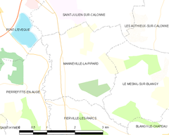 Map commune FR insee code 14399.png