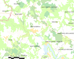 Map commune FR insee code 15094.png