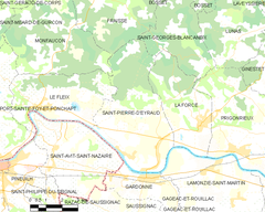 Map commune FR insee code 24487.png