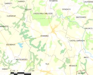 Map commune FR insee code 40228.png
