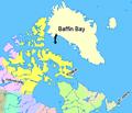 Map indicating Baffin Bay.png