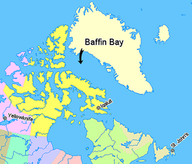 Map indicating Baffin Bay.png