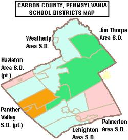 Palmerton School District Homes For Sale