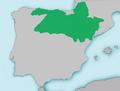 Mapa Phoxinus bigerri.png