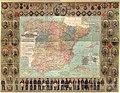 Mapa ilustrado del Reino de España y sus posesiones para la Guardia Civil.jpg